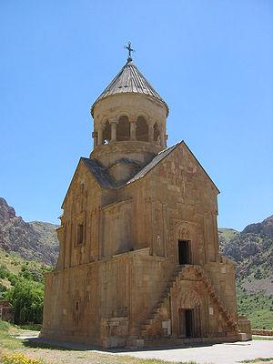 Monastère arménien de Noravank