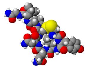 Molécule d'ocytocine