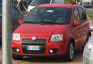 Fiat Panda Sport 100 HP
