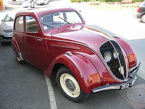 Peugeot 202 de 1938