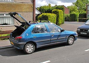 Peugeot 306 Berline bicorps