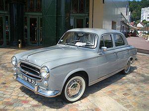 Peugeot 403 de 1955