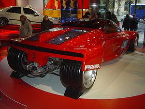Prototype Peugeot Proxima