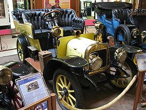 Peugeot Lion VC2 de 1909.