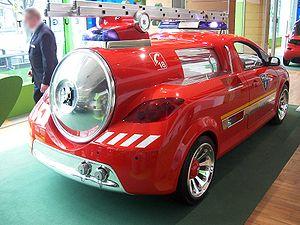 Peugeot Prototyp