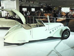 Peugeot 402 Darl'mat Spéciales