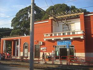 Gare de Pompei-Scavi - Villa dei Misteri