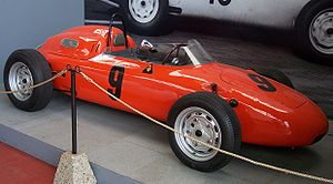 Porsche Formule 2 de 1960