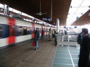 RER B, La Plaine - Stade de France