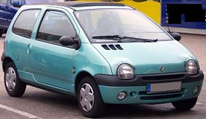 Renault Twingo Micro-space monocorps