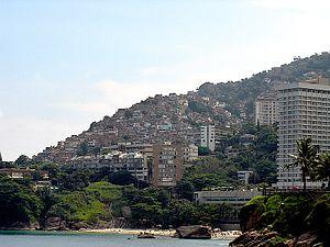Favela de Rio de Janeiro