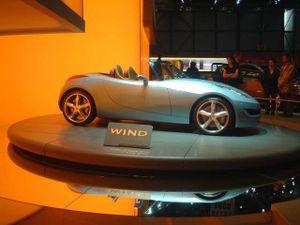 Roadster Wind de Renault
