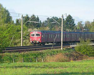 S-Train de seconde génération, à partir de 1971.