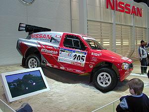 Nissan Pick-Up Dakar 2005