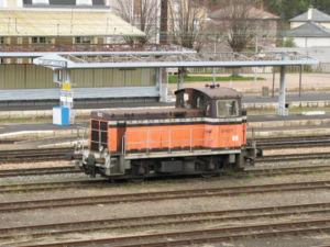Le Y 7832 à Neussargues.