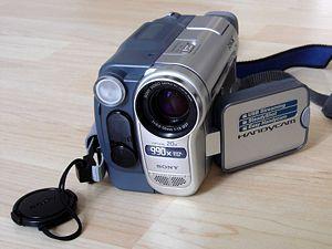 Sony DV-Camcorder