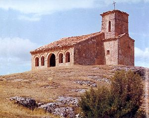Santa Cristina dans la province de Burgos