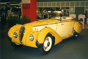 Talbot-Lago T120 - 1936