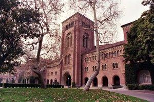 L'auditorium Bovar à l'Université de la Californie du Sud