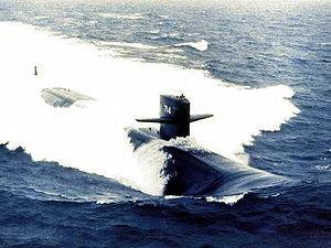 le USS Norfolk (SSN 714), Note: les n° de coque ont été effacés depuis les années 1980