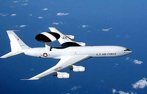 Boeing E-3 Sentry de l'US Air Force