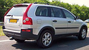 Un exemple de SUV, le Volvo XC90
