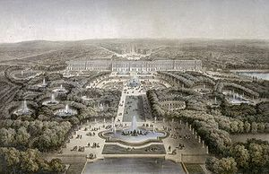Vue à vol d'oiseau des jardins de Versailles.jpg