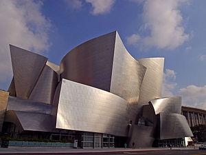 L'un des symboles de la renaissance du centre de Los Angeles: le Walt Disney Concert Hall