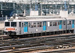 Z 5398 (TER Centre) à Paris