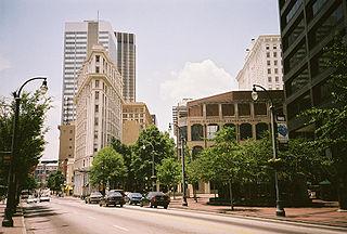 Centre-ville d'Atlanta
