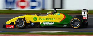 F3 moderne - Bruno Senna - Dallara F304 2006