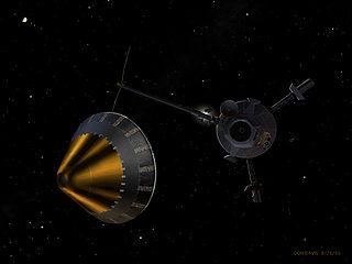 Sonde Galileo (Vue d'artiste)