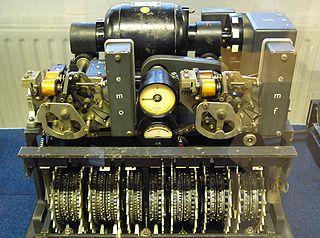 La machine de Lorenz utilisée par les Allemands durant la Seconde Guerre mondiale pour chiffrer les communications militaires de Haut niveau