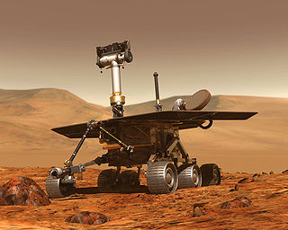 Rover martien de la NASA