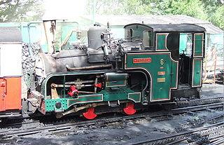 Locomotive SLM a crémaillère.