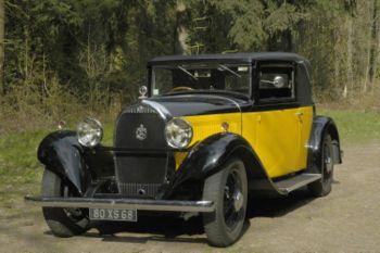 AM 80S, Coach Riviera, 1932
