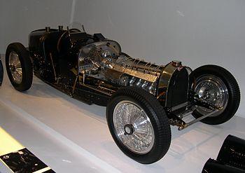 Bugatti Type 59 Grand Prix de course de Formule 1 1933