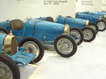 Bugatti Type 35 et 37