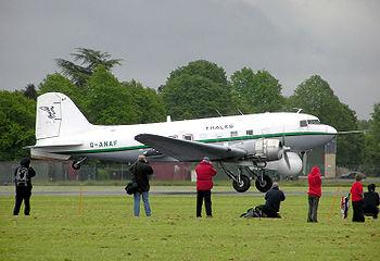 Un Douglas DC-3