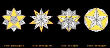 Kepler-Poinsot solids.svg