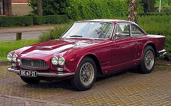 Maserati Sebring, alias 3500 GTI S