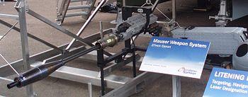 Le canon Mauser BK 27mm du Typhoon
