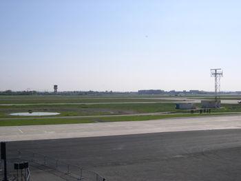 Pistes de l'Aéroport