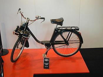 Vélosolex 1940 de 1957