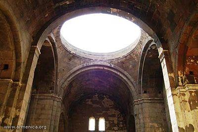 Église Saint-Grégoire d'Aruchavank, Arménie