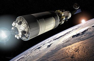 Orion en orbite basse