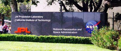 Le Jet Propulsion Laboratory à Pasadena, États-Unis