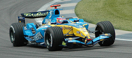 Fernando Alonso et sa R25