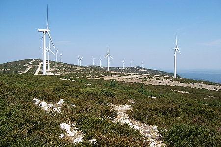 Éoliennes dans l'Aude