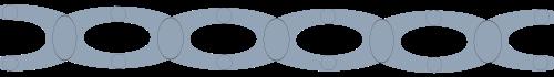 Lorsque la constante de couplage gs augmente, les surfaces d'univers contribuant significativement aux interactions sont de plus en plus compliquées. On a illustré ici une surface de genre 4.